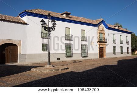 Almagro In Castilla-la Mancha, Spain