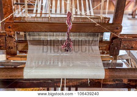 Inle Lake loom
