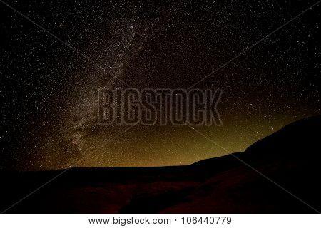 Starry Bright Night