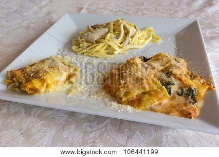 Three Italian Delights