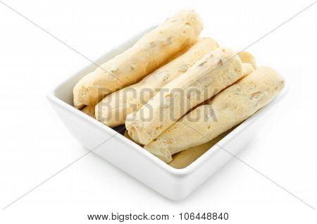 French Meringue Cookies.
