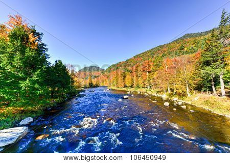 High Falls Gorge - Ausable River