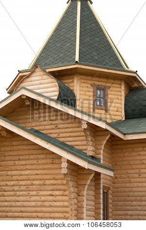 The Wooden Building