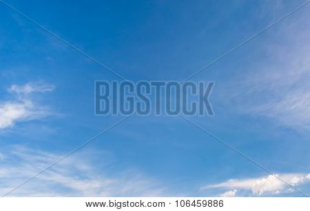 Image Of Clear Sky On Day Time