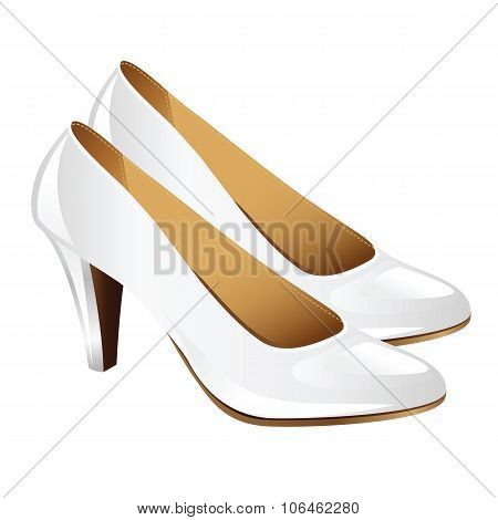Classic woman shoes