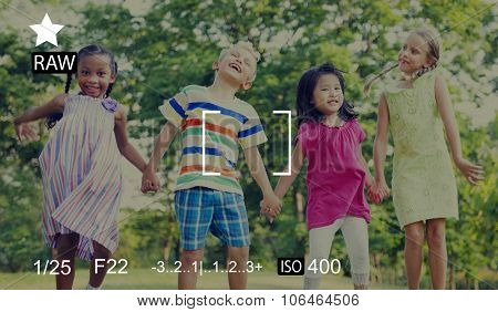 Camera Focus Capture Memories Photography Preview Concept