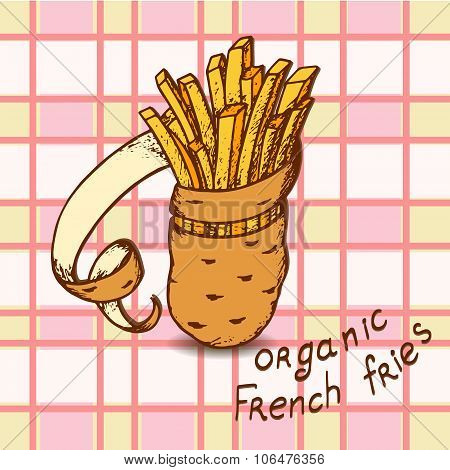 Organic French Fries