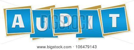 Audit Blue Blocks