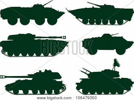 Soviet military vehicles