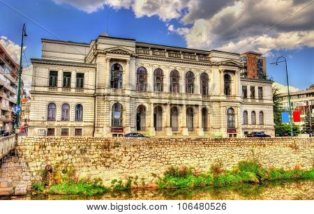 National Theater In Sarajevo - Bosnia And Herzegovina