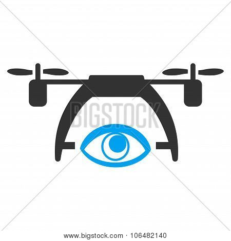 Video Spy Drone Icon