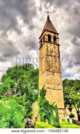 Arnira Bell Tower - Split, Dalmatia, Croatia