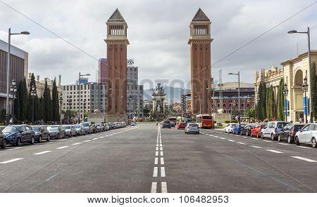 Venetian Towers
