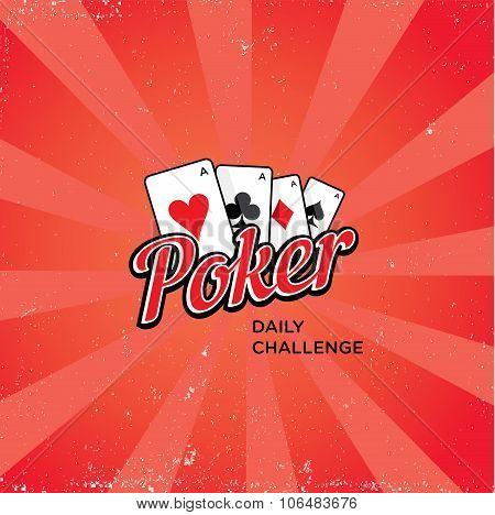 Poker Vector Logo