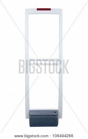 Acryllic security antenna