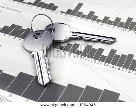 Two Silver Keys