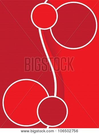 Background Split Reds