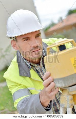 Experienced site surveyor