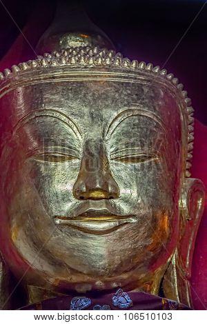 Pindaya caves Buddha statue