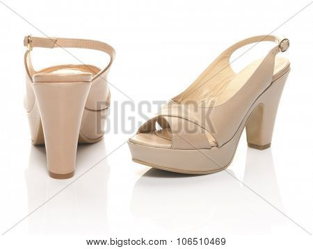 pair of sandals for woman