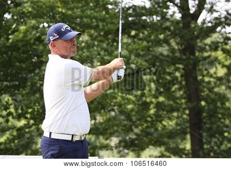 Thomas Bjorn  (den) At  The Golf French Open 2015