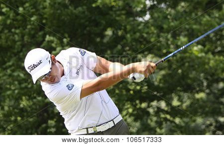 Byeong Hun An  (kor) At  The Golf French Open 2015