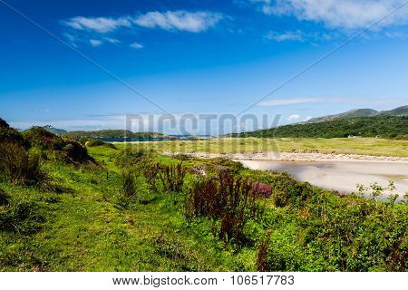Derrynane Bay, Ring Of Kerry, Ireland