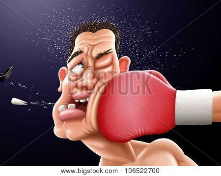 Illustration - Boxing