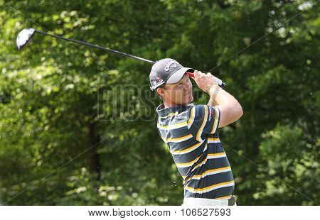 Danny Willett (eng) At  The Golf French Open 2015