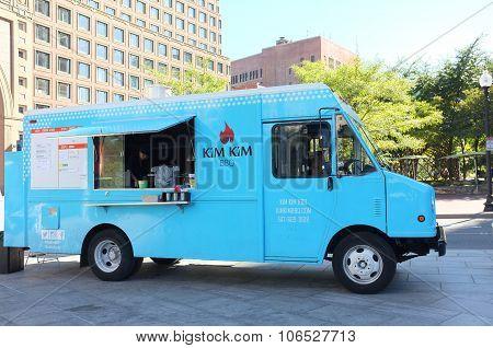 Kim Kim Bbq Food Truck