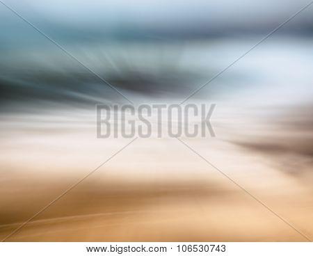 Ocean Sand Abstract
