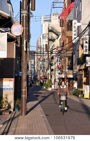 Japan Bicycle