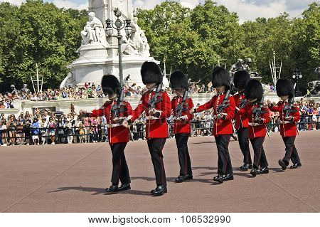 Changing Of Guard