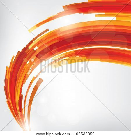 Vector illustration. Lined abstract background. Straight lines