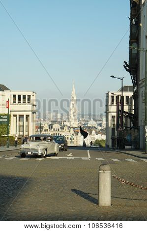 Brussels at morning
