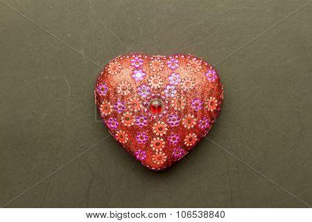 Heart Shape Decoration
