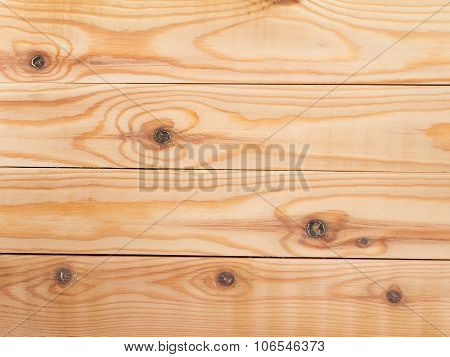 New Knotted Pine Planks Background