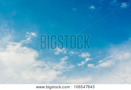 Image Of Sky On Day Time