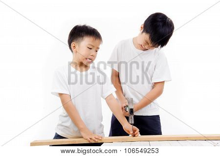 Brother Hammer And Nail