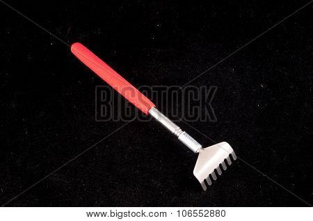 Metallic Rake Tool