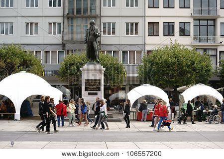 Gutenberg Monument Mainz