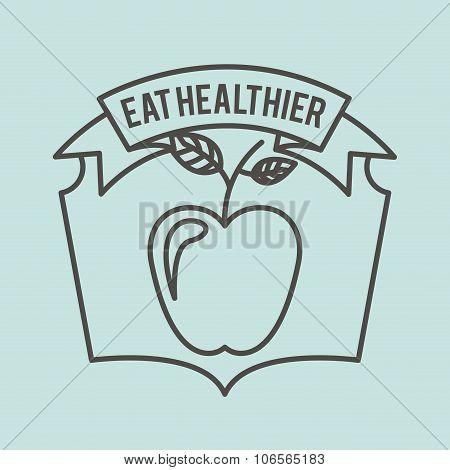 eat healthier design