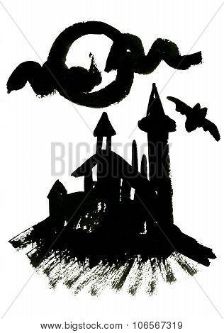 Palace And Bat
