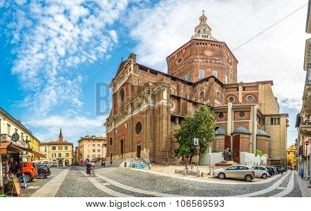 Cathedral Of Saint Stephen In Pavia
