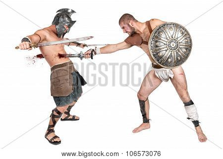 Gladiator's Dead