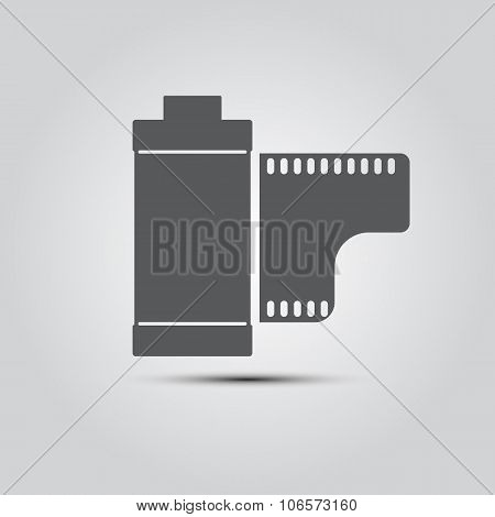 photo film in cartridge icon