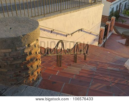 Steps And Railings