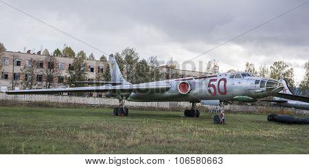 Tu-16, Long-range Bomber, 1952