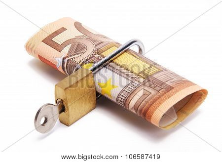 Euros Locked