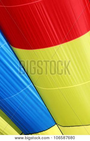 Hot Air Balloon At The Colorado Balloon Classic